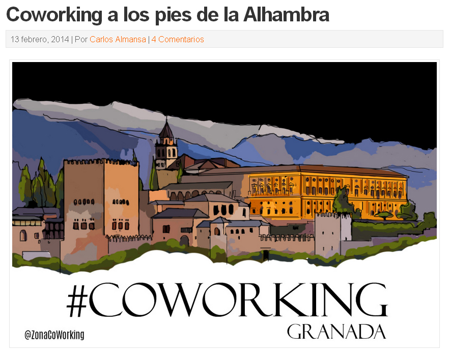 coworking alhambra